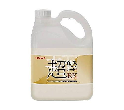 [取扱停止]高濃度樹脂ワックス超耐久プロつやコートⅠ EX