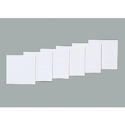 スチールケース用札 KS-A札(白) 228015