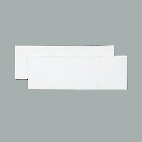 スチールケース用札 KS-E札(白) 228051