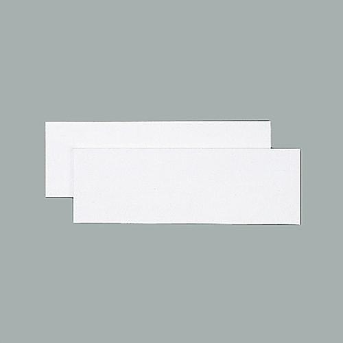 スチールケース用札 KS-F札(白) 228061