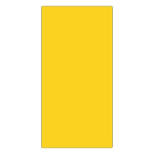 エンビ無地板 エンビ-13(黄) 057133