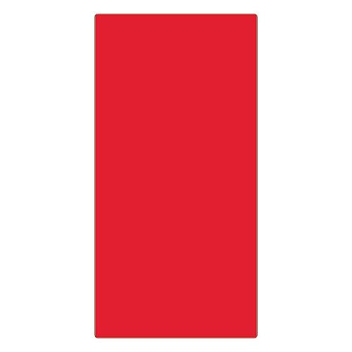 エンビ無地板 エンビ-13(赤) 057134