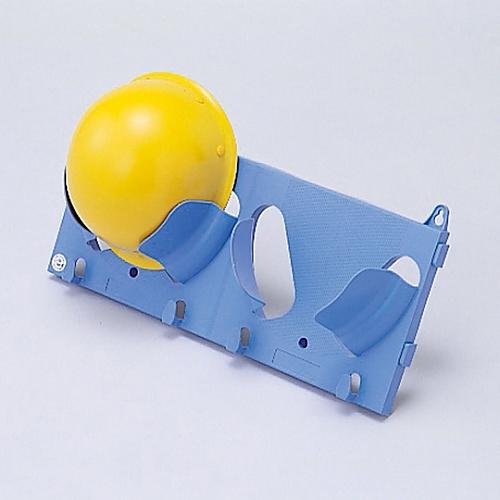 ヘルラック(保護帽整理棚) ST822-R(2個掛け) 241040