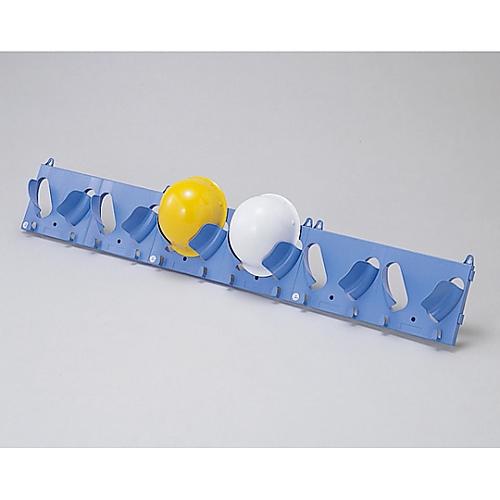 ヘルラック(保護帽整理棚) ST820-R(6個掛け) 241050