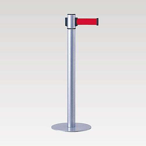 バリアースタンド(スチール焼付塗装) 高さ860mm