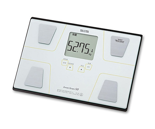 Body composition monitor Inner scan 50 BC 320 Pearl White BC-320
