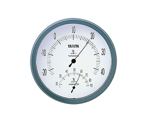 温度計 温湿度計 TT-492 Nグレー