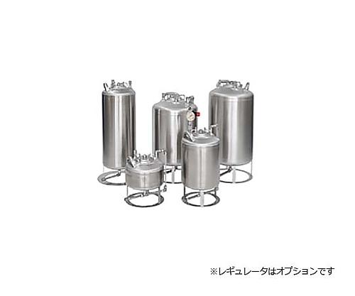 ステンレス加圧容器(液面計付) TM30B-SR-LG