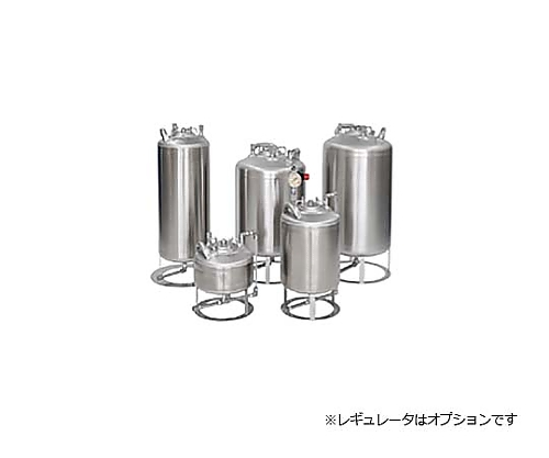 ステンレス加圧容器(液面計付) TM10B-SR-LG
