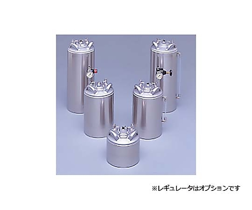 Stainless Steel Pressurizing Container (With Liquid Level Gauge) TM39SRV-LG