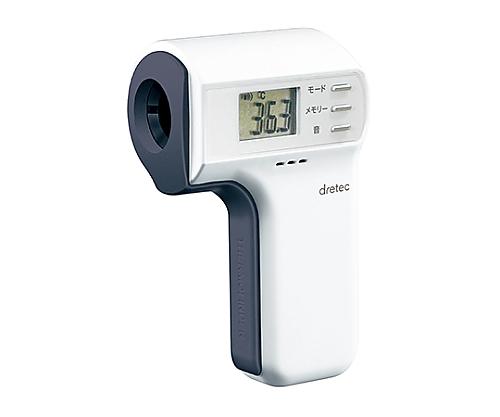 非接触赤外線体温計 TO-400WT