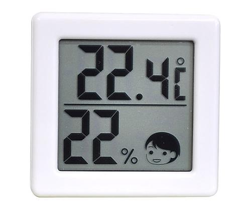 小さいデジタル温湿度計