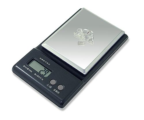 ポケットスケール300 PS-030BK