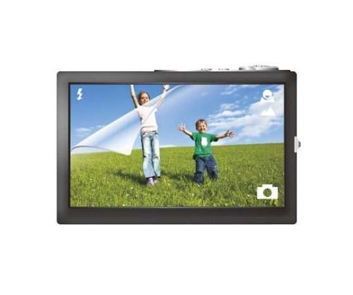 デジカメ液晶保護フィルム 3.0インチワイド 光沢 エアーレス DGP-011FLAG