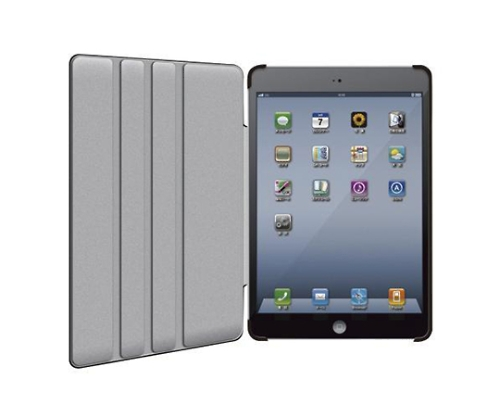 iPad mini Retina 2013 2012 レザーカバー 4アングルタイプ