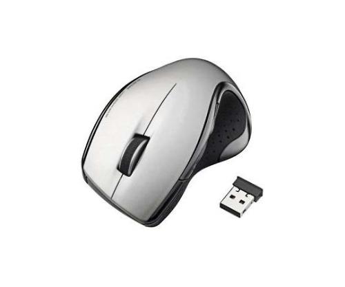 [取扱停止]レーザーマウス M-LS11DLシリーズ 無線 5ボタン ホワイト M-LS11DLWH M-LS11DLWH