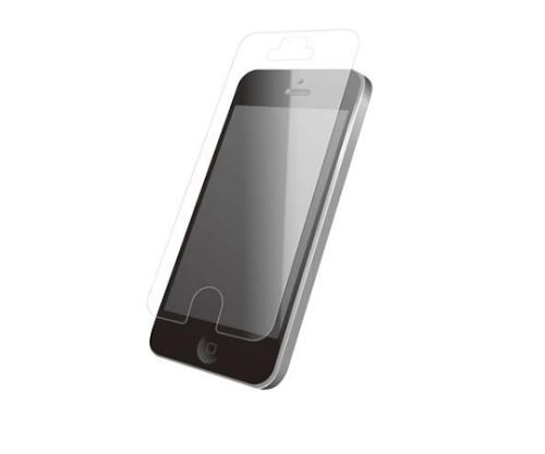 [取扱停止]iPhone2013 保護フィルム 衝撃吸収 指紋防止 PS-A13FLFPA
