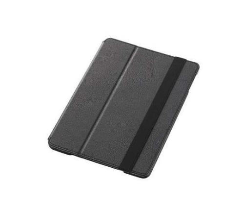 [取扱停止]iPad Air レザーカバー 2アングルタイプ ブラック TB-A13PLF1BK