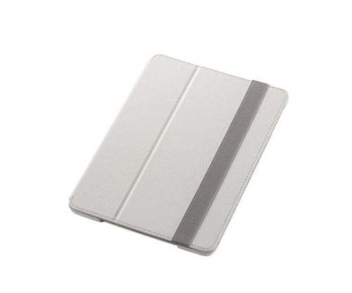 [取扱停止]iPad Air レザーカバー 2アングルタイプ ホワイト TB-A13PLF1WH