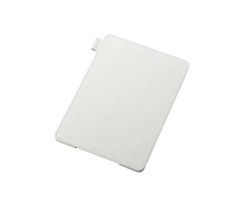 [取扱停止]iPad Air レザーカバー 4アングルタイプ ホワイト TB-A13PLF2WH