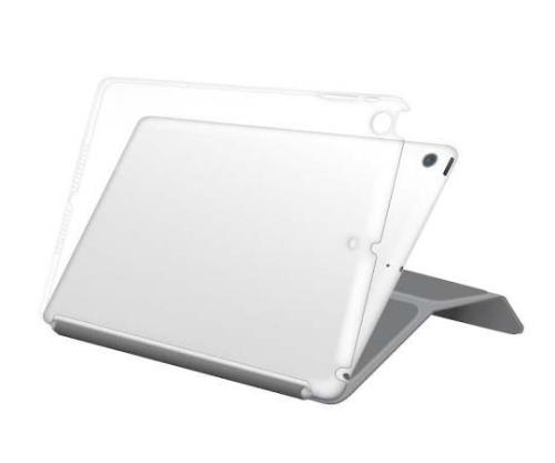 [取扱停止]iPad Air スマートカバー対応シェルカバー クリア TB-A13PV2CR