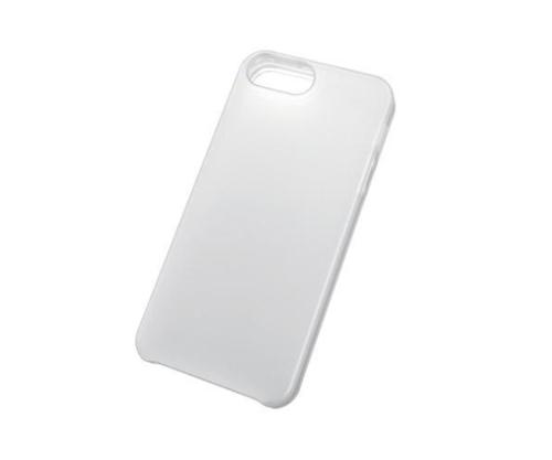 [取扱停止]iPhone5S シリコンケース ノーマル クリア PS-A12SCCRN