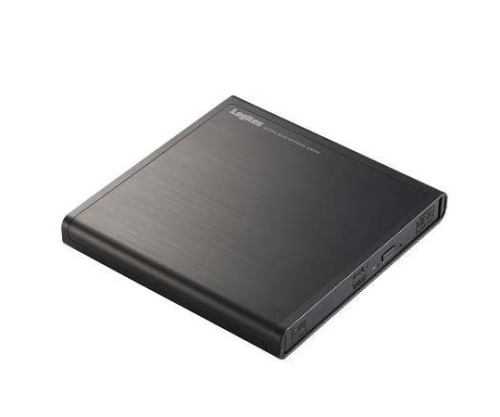 [取扱停止]USB DVDドライブ ブラック LDR-PMH8U2LBK
