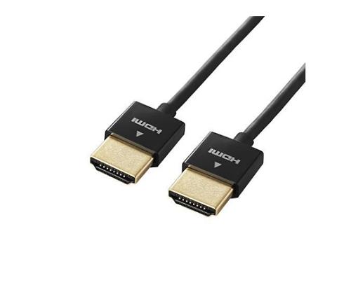 HDMIケーブル PS4向イーサネット対応 スーパースリム