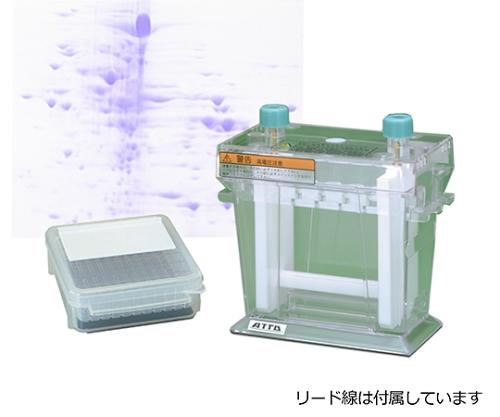 等電点電気泳動槽「ミニコンパクトディスク泳動槽」