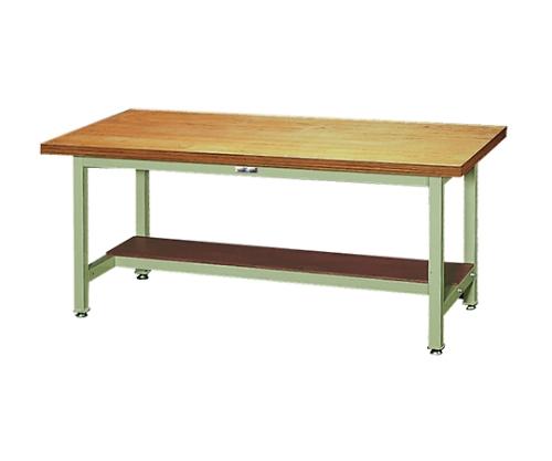 ワークテーブル スーパータイプ ニス仕上げ積層天板