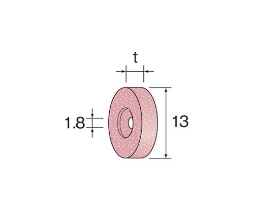 ピンクホイール 13×1.5 (10個) NA1501 等