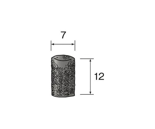 キャップサンダー 先平 7mm #70 (20個) ES5101 等