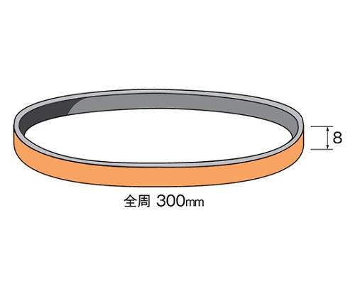 ダイヤモンドベルトト300 コーティングタイプ ソフト#180 (3個) SA1311 等
