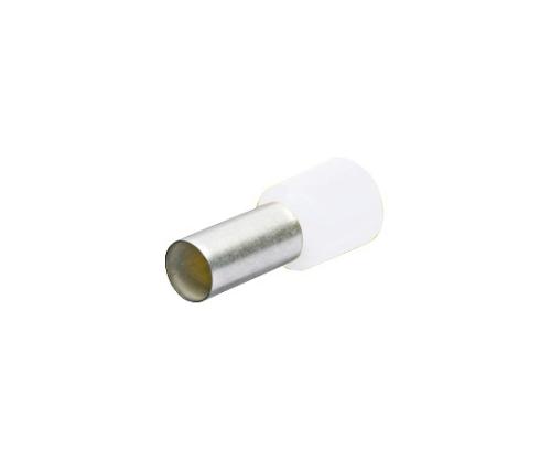 圧着端子 プラスチック製カラー付きエンドスリーブ