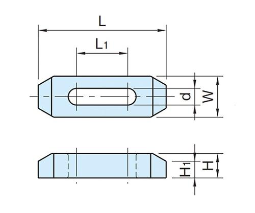 プレーンストラップ BJ152-12125