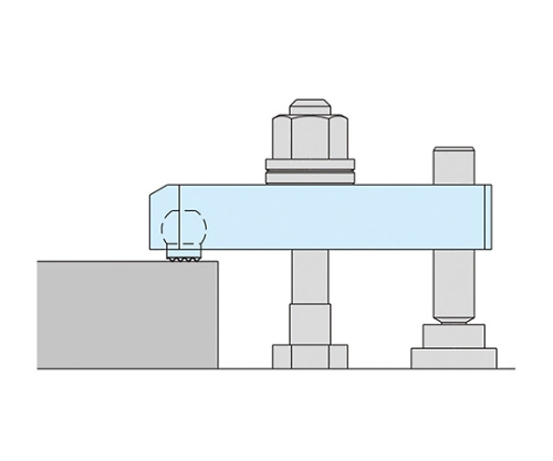 溝付きストラップ BJ153-16125