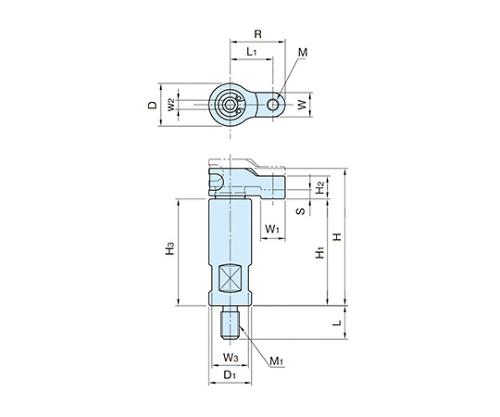 フッククランプセット BJ132-04018A