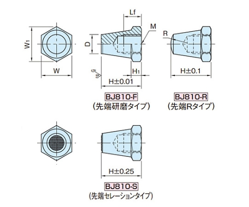 レストサポート BJ810-12050-R