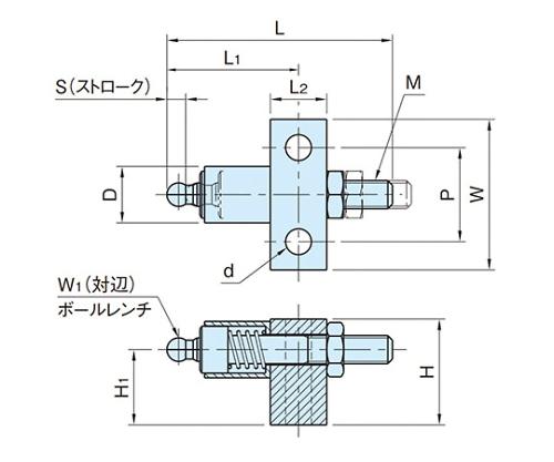 遠隔操作ユニット BJ650-08001