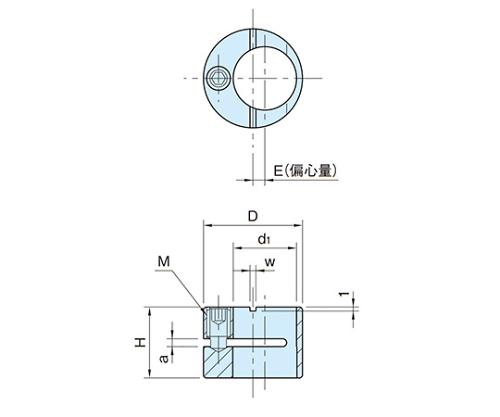 偏心ブロック BJ767-16001