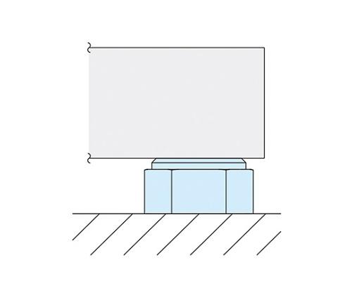 レストパッド(オネジ) BJ811-08010-R