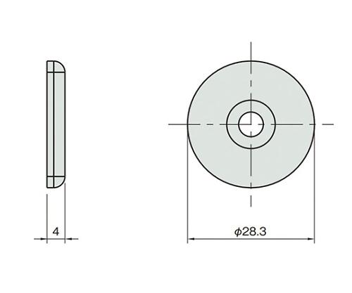 グリップエンドキャップ5 L5-GPEC28
