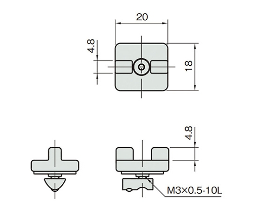 ナットグライダー5 L5-NGR