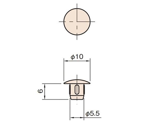キャップ5.5 L6-CP5.5