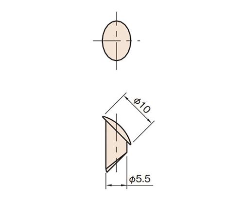 キャップ5.5 L6-CPA5.5