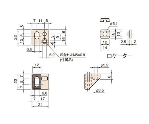 マルチブロックZN6 L6-MBZ6