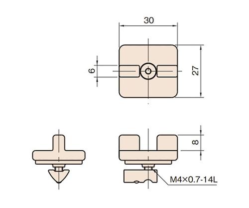 ナットグライダー6 L6-NGR