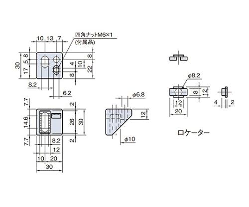 マルチブロックZN8 MBZ8