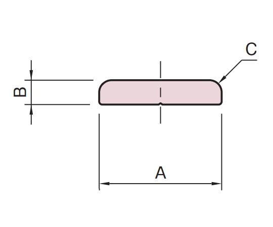 ストラットプロファイル エコノミー型 SPEM808RN-2M