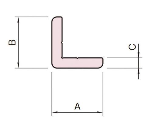 ストラットプロファイル エコノミー型 SPEMW40404N-2M